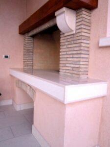protezione delle superfici in marmo e legno
