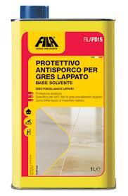 Protezione del gres lappato con FILAPD15