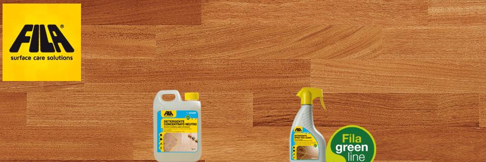 detergente spray per legno