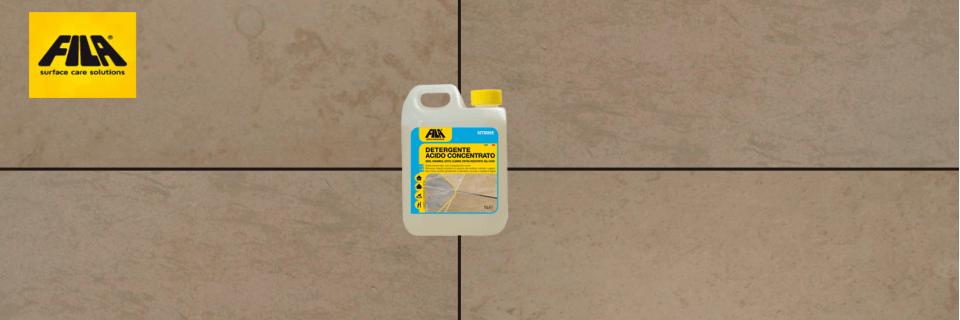 Acid Descaling Floor Cleaner
