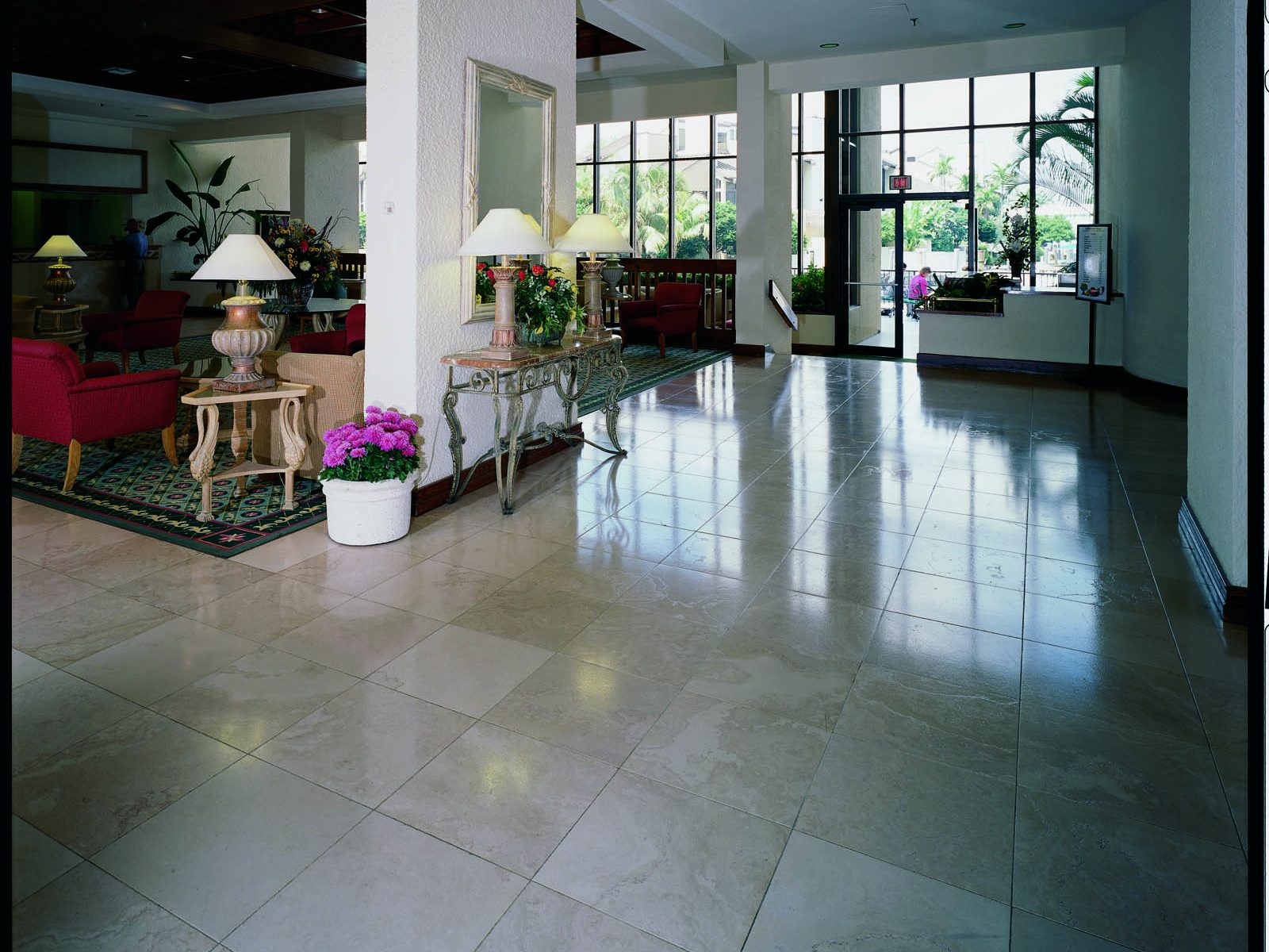 resore tile surfaces