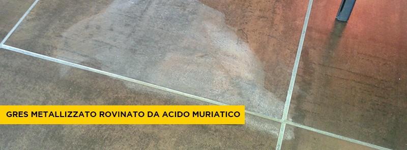 Lavare il pavimento con Acido Muriatico: Rischi e Pericoli