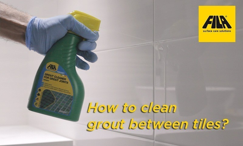 How To Clean Grout Between Tiles With Fuganet