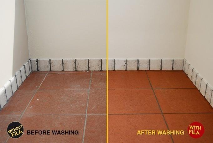 Pavimento nuovo perch fondamentale il lavaggio dopo posa - Prodotti per pulire le fughe dei pavimenti ...
