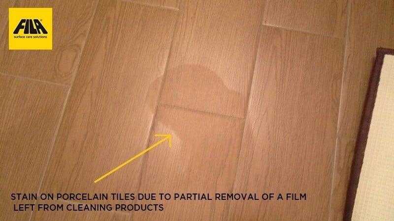 Stain Porcelain Tiles
