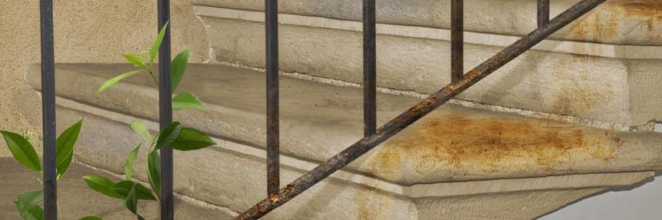 Come togliere le macchie di ruggine con filano rust - Togliere silicone dalle piastrelle ...