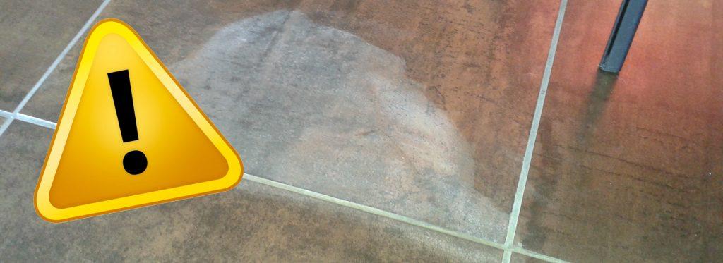 Bodenbelag Reinigung mit Salzsäure: Risiken und Gesundheitsgefahren