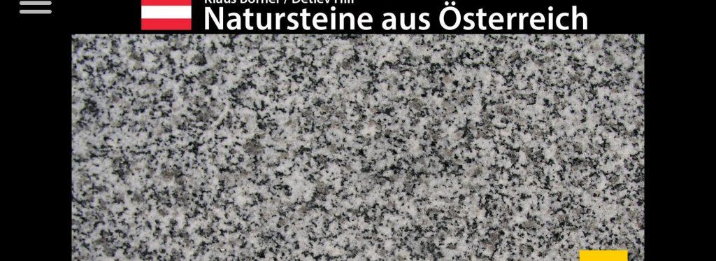 Neue Webseite Natursteine aus Österreich mit FILA