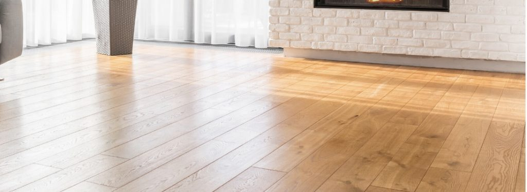 How to clean wood effect porcelain tile