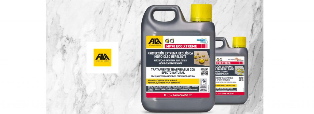 FILA al Marmomacc Restart Digital Edition 2020 – Novidades Xtreme