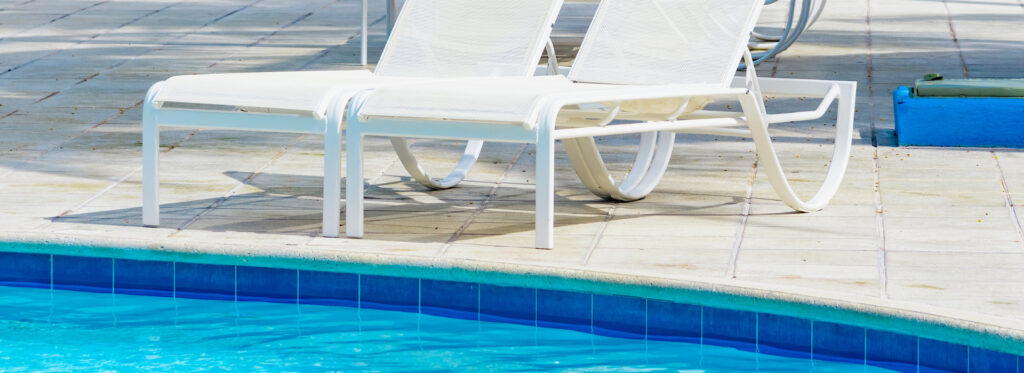 Pool safety: how to clean surfaces and keep them in top shape