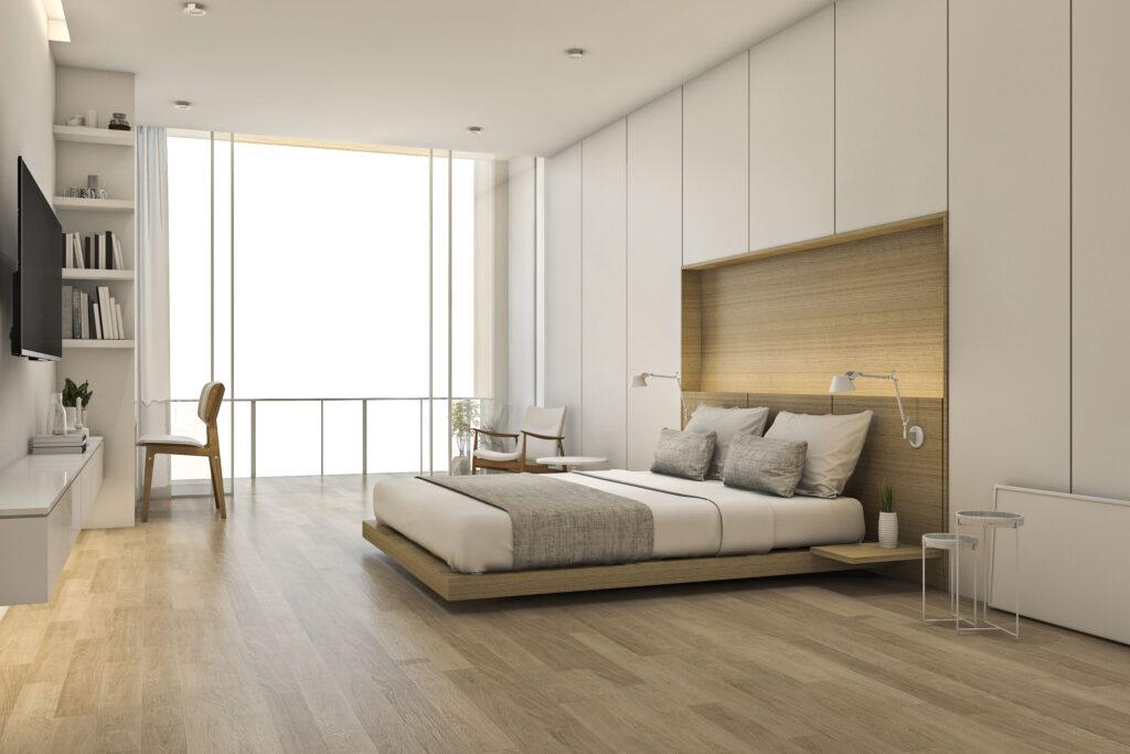 Holzboden pflegen