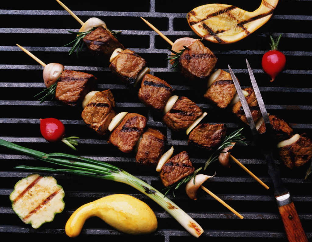 spray cleaners for barbecues