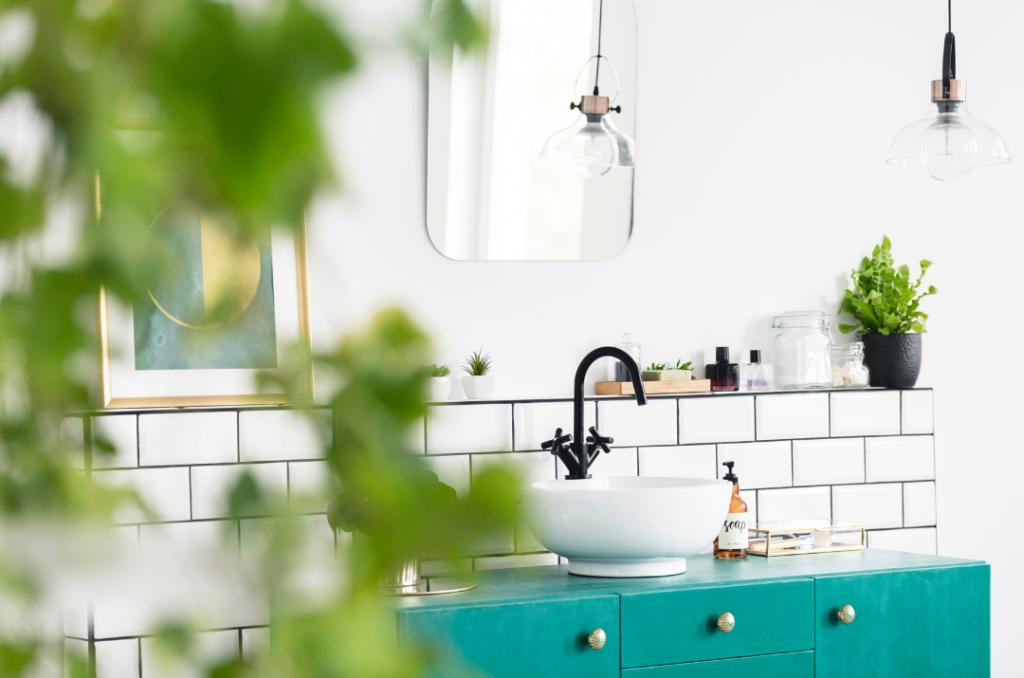 spray cleaners for bathroom tile